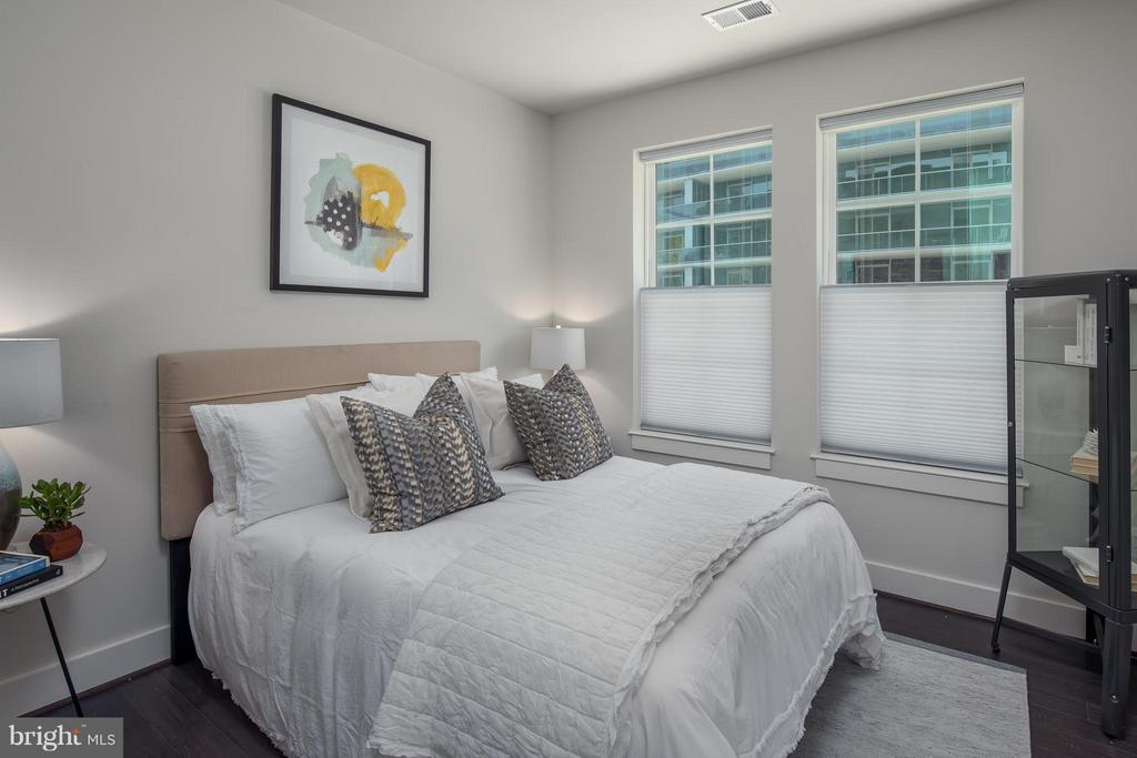 Bedroom - 1411 KEY BLVD #2, ARLINGTON