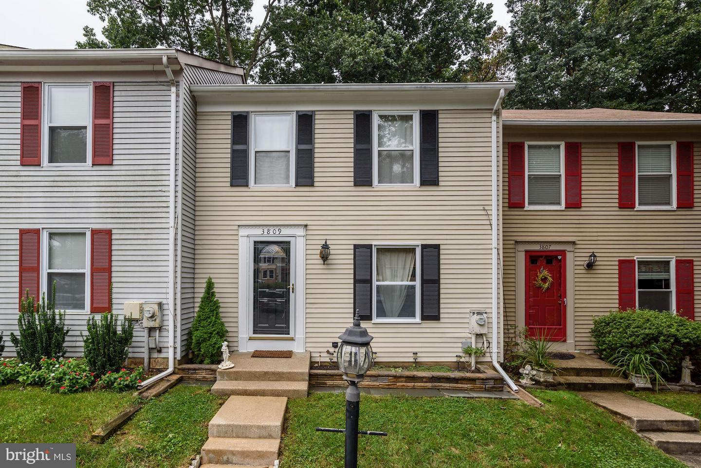 Single Family for Sale at 3809 Lansdale Ct #70 Burtonsville, Maryland 20866 United States