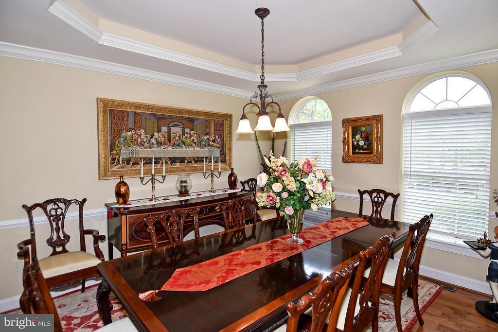 Dining Room - 4001 VIRGINIA ST, FAIRFAX