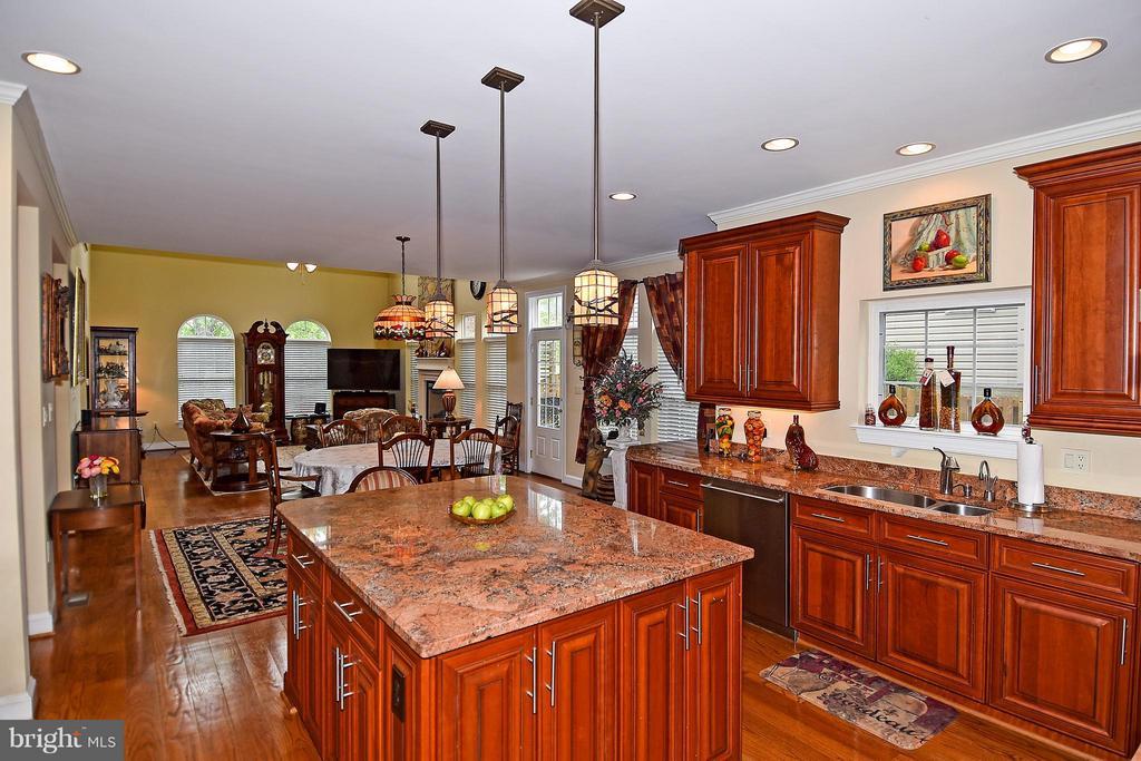 Kitchen/Family Room - 4001 VIRGINIA ST, FAIRFAX