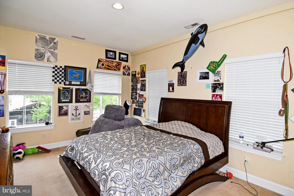 Bedroom - 4001 VIRGINIA ST, FAIRFAX