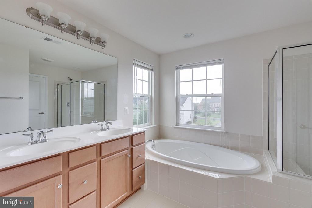 Bath (Master) - 42419 MADTURKEY RUN PL, CHANTILLY