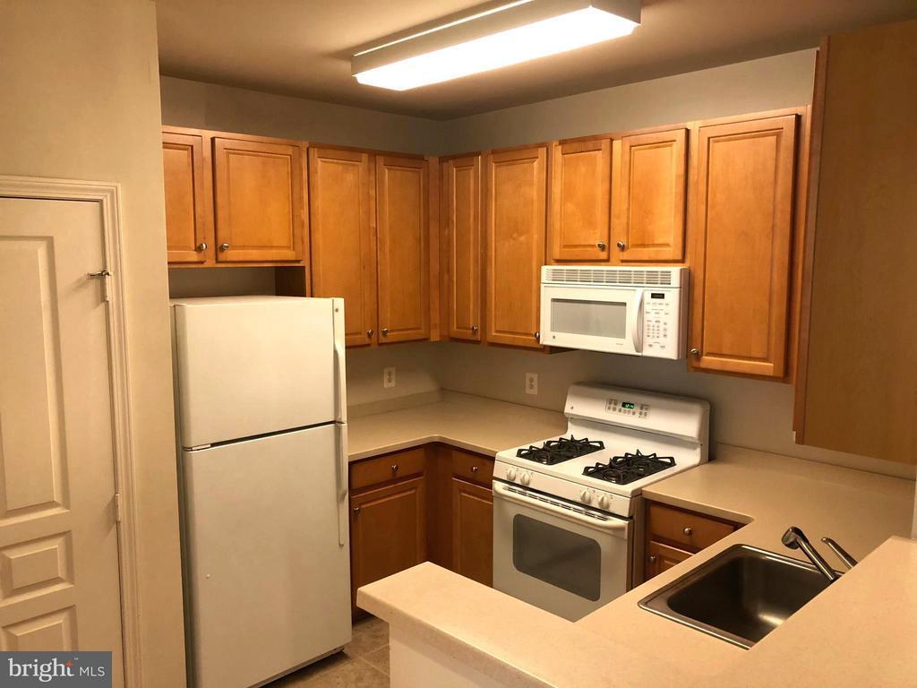 Kitchen - 12001 MARKET ST #265, RESTON