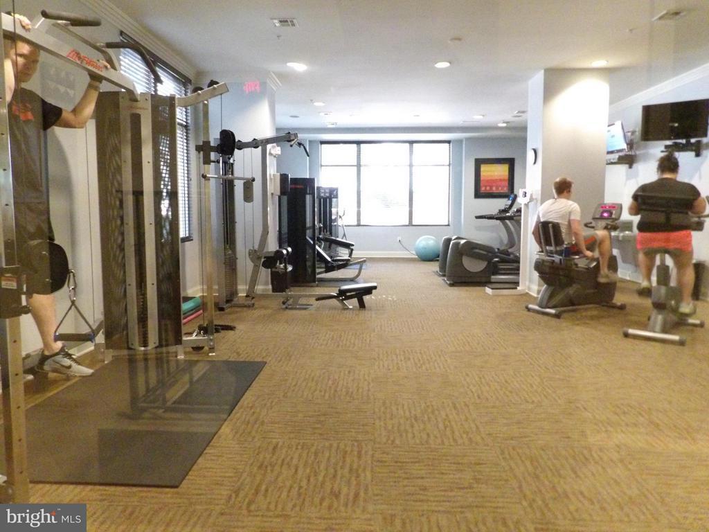 Fitness Center - 12001 MARKET ST #265, RESTON