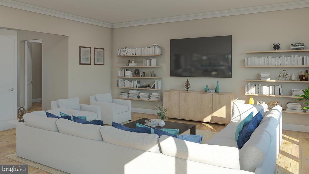 Living Room - 0 RUNNING CEDAR LN, MANASSAS