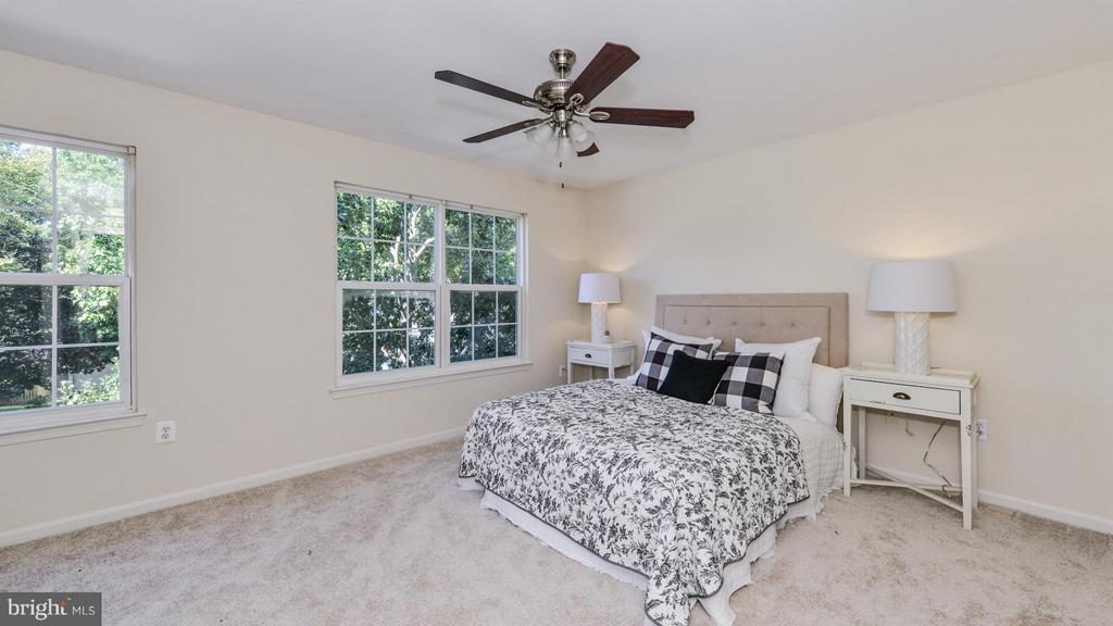 Bedroom (Master) - 5591 HOBSONS CHOICE LOOP, MANASSAS