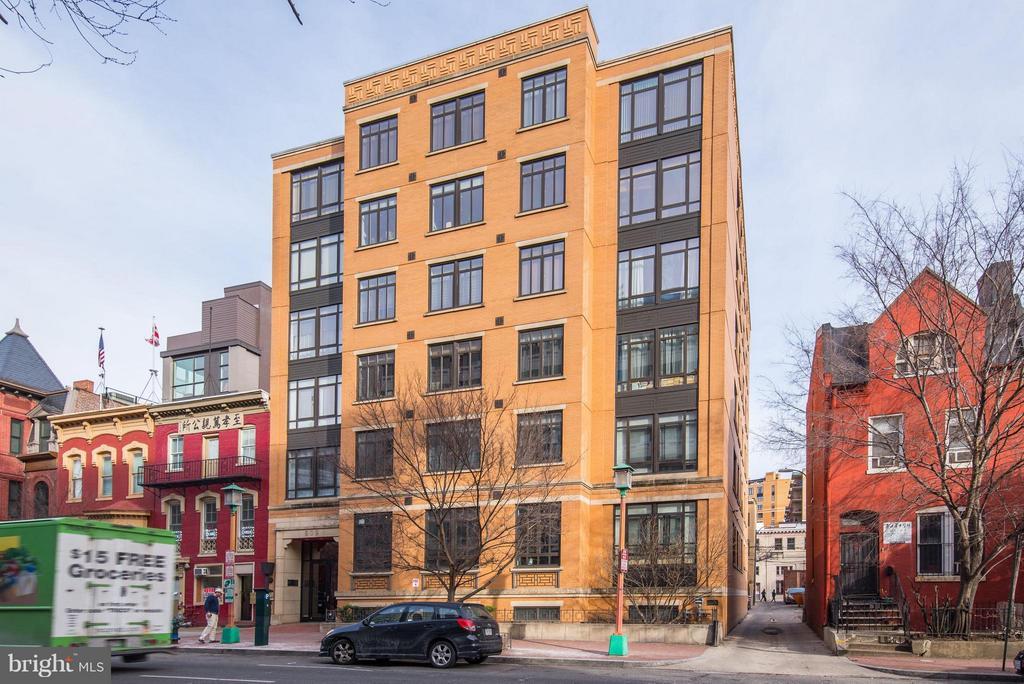 Exterior (Front) - 809 6TH ST NW #55, WASHINGTON