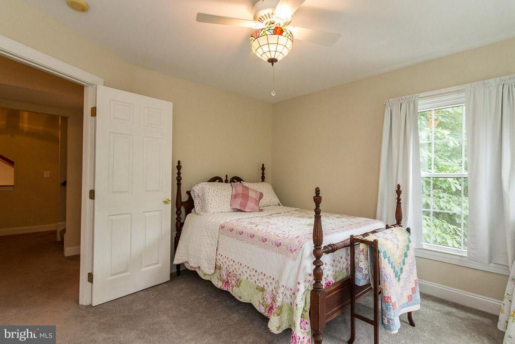 Bedroom on Upper 1 - 131 WASHINGTON ST, OCCOQUAN