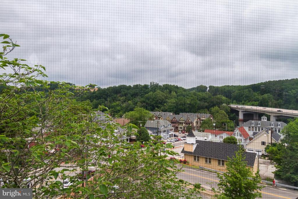 View from the 4th Floor Master - 131 WASHINGTON ST, OCCOQUAN
