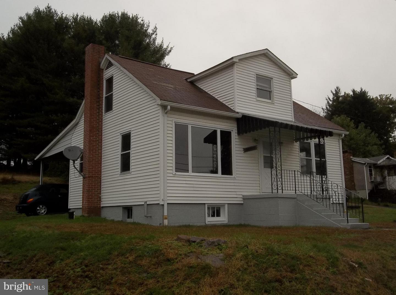 Single Family for Sale at 18011 Oldtown Rd SE 18011 Oldtown Rd SE Oldtown, Maryland 21555 United States