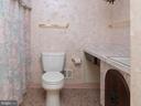 Hall Bath Upper Level - 5105 REDWING DR, ALEXANDRIA