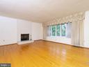 Living Room - 5105 REDWING DR, ALEXANDRIA