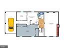Lower Level Floor Plan - 5105 REDWING DR, ALEXANDRIA