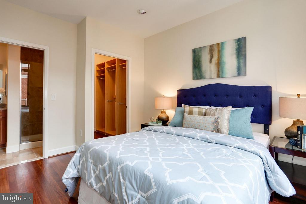 Bedroom - 1220 FILLMORE ST #PH11, ARLINGTON