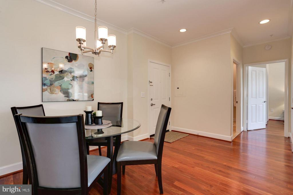 Dining Room - 1220 FILLMORE ST #PH11, ARLINGTON