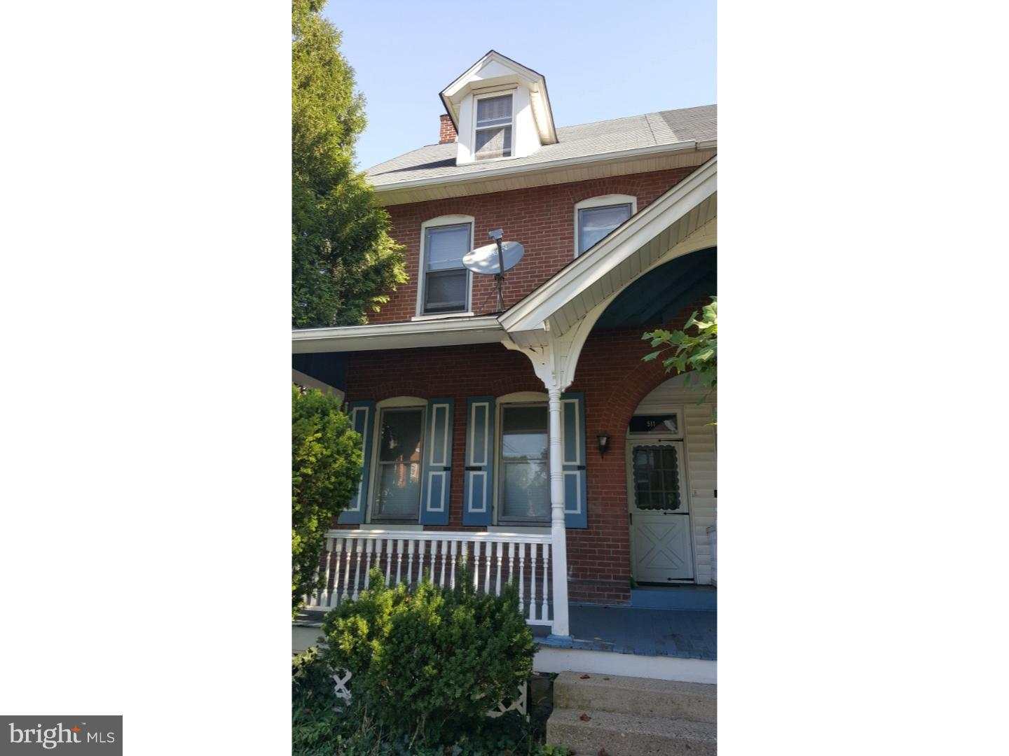 Photo of home for sale at 511 Columbia Avenue, Lansdale PA