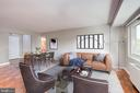 Virtually Staged - 4201 CATHEDRAL AVE NW #910E, WASHINGTON