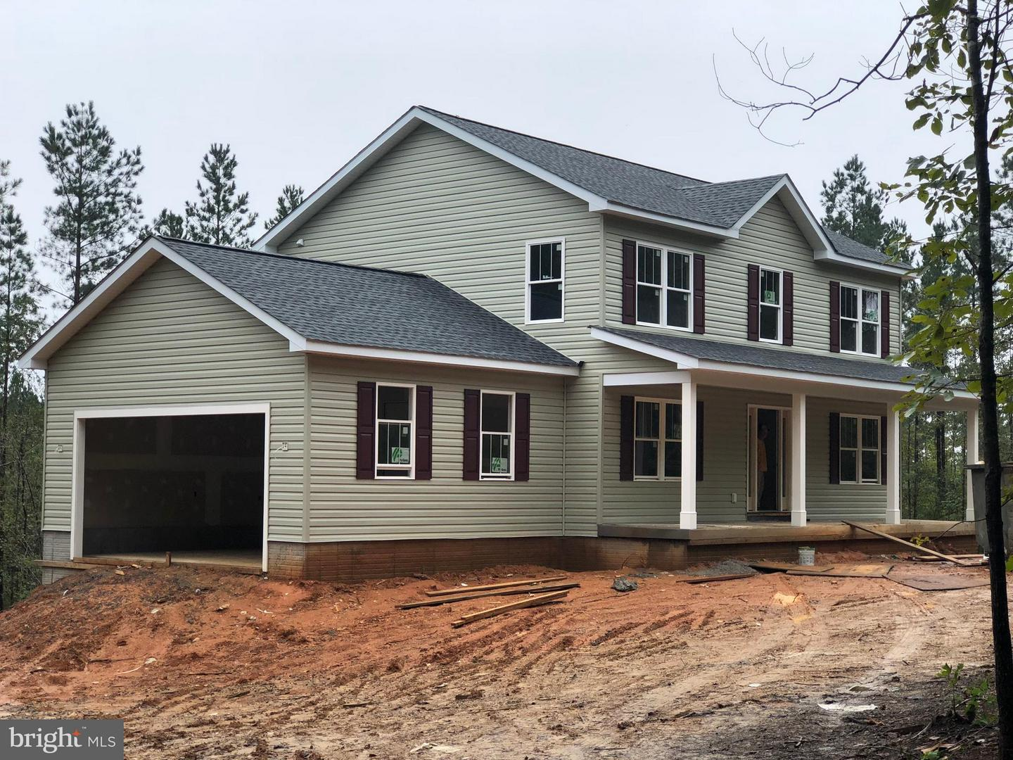 Single Family for Sale at 25584lot 6 Eleys Ford Rd Lignum, Virginia 22726 United States