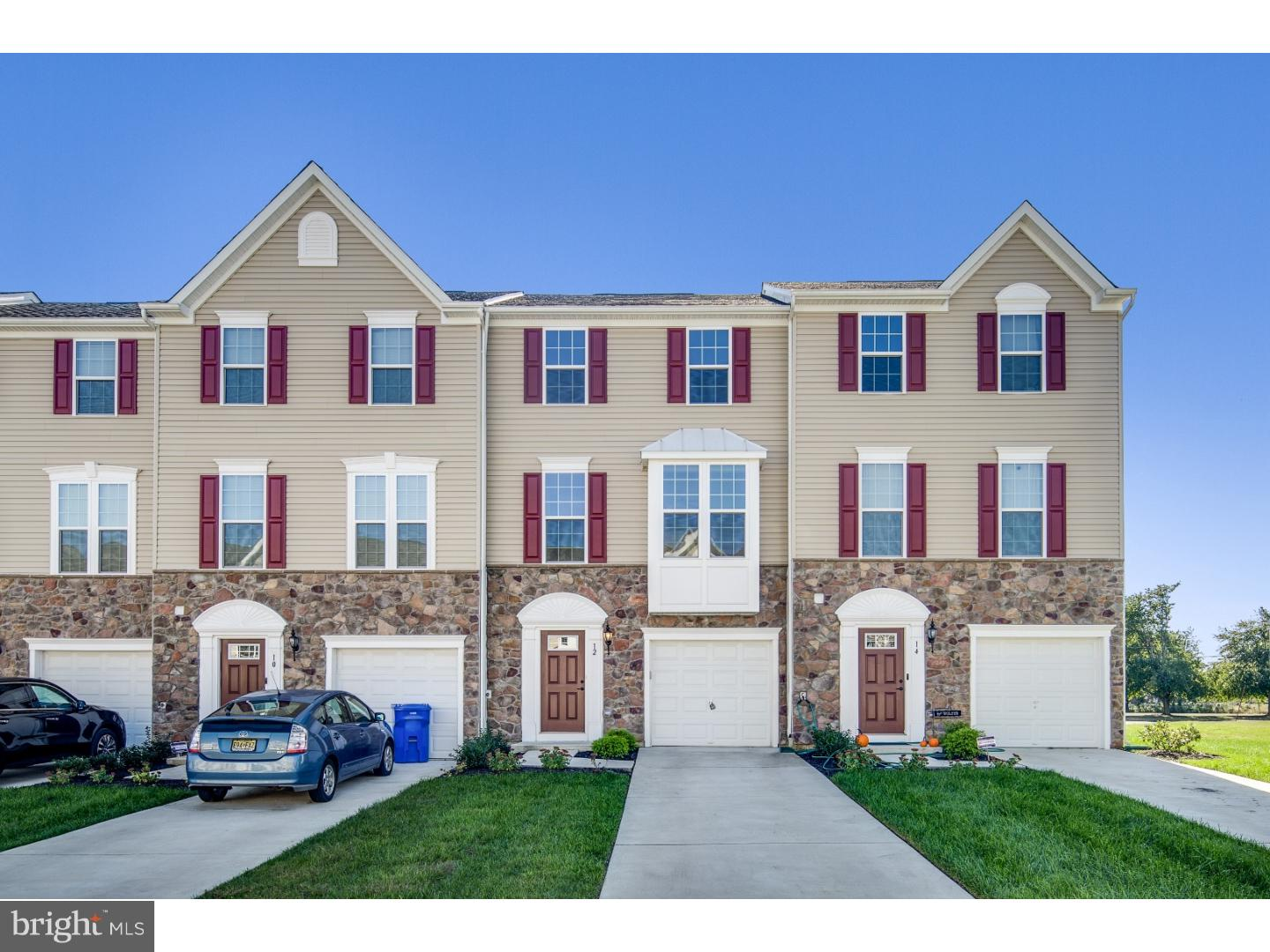 Photo of home for sale at 12 Benford Lane, Edgewater Park NJ