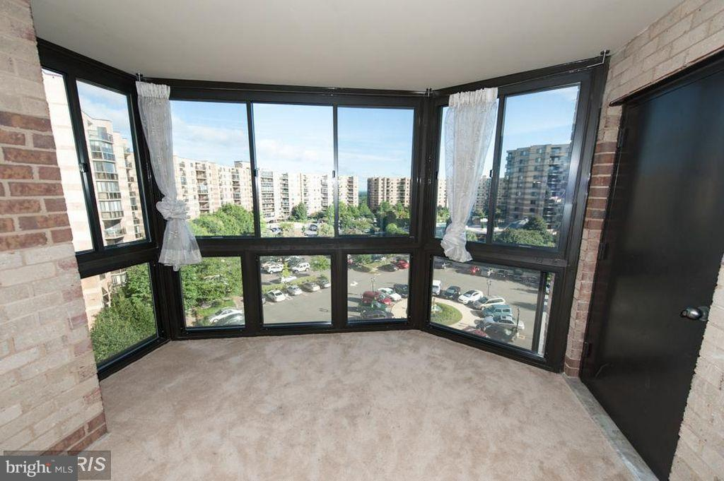 Balcony View - 8360 GREENSBORO DR #703, MCLEAN