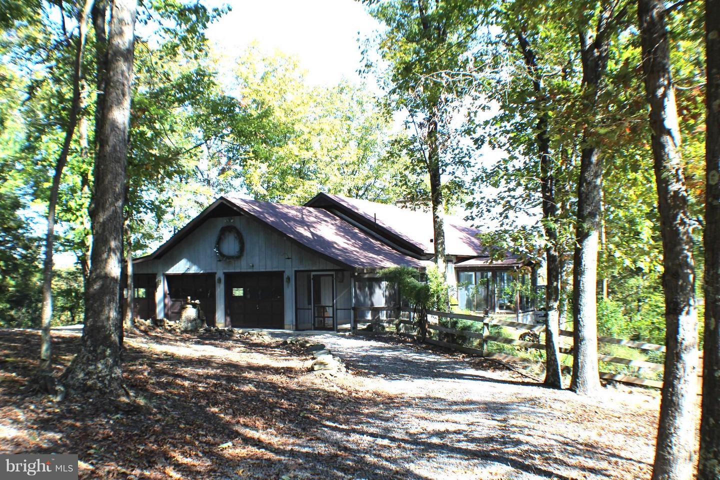 Single Family for Sale at 371 Clarks View Dr Lahmansville, West Virginia 26731 United States