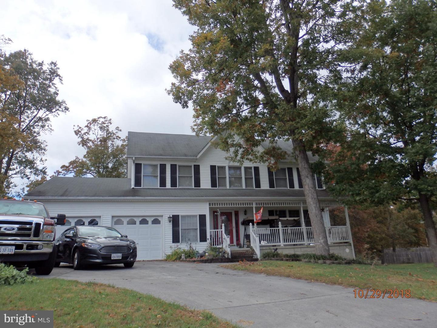 Single Family for Sale at 100 Slippery Elm Dr Stephens City, Virginia 22655 United States