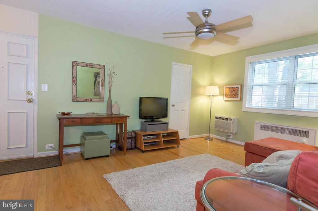 Living Room - 208 TRENTON ST #208-2, ARLINGTON
