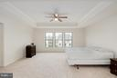 Bedroom (Master) - 42522 OXFORD FOREST CIR, CHANTILLY