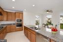 Kitchen - 42522 OXFORD FOREST CIR, CHANTILLY