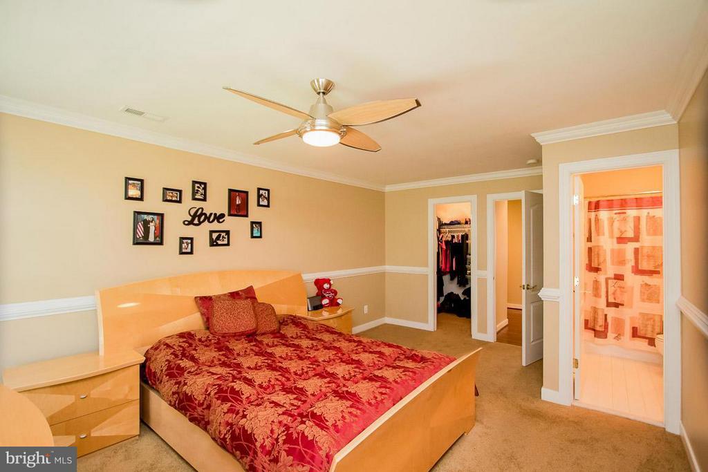 Bedroom - 15 PINKERTON CT, STAFFORD
