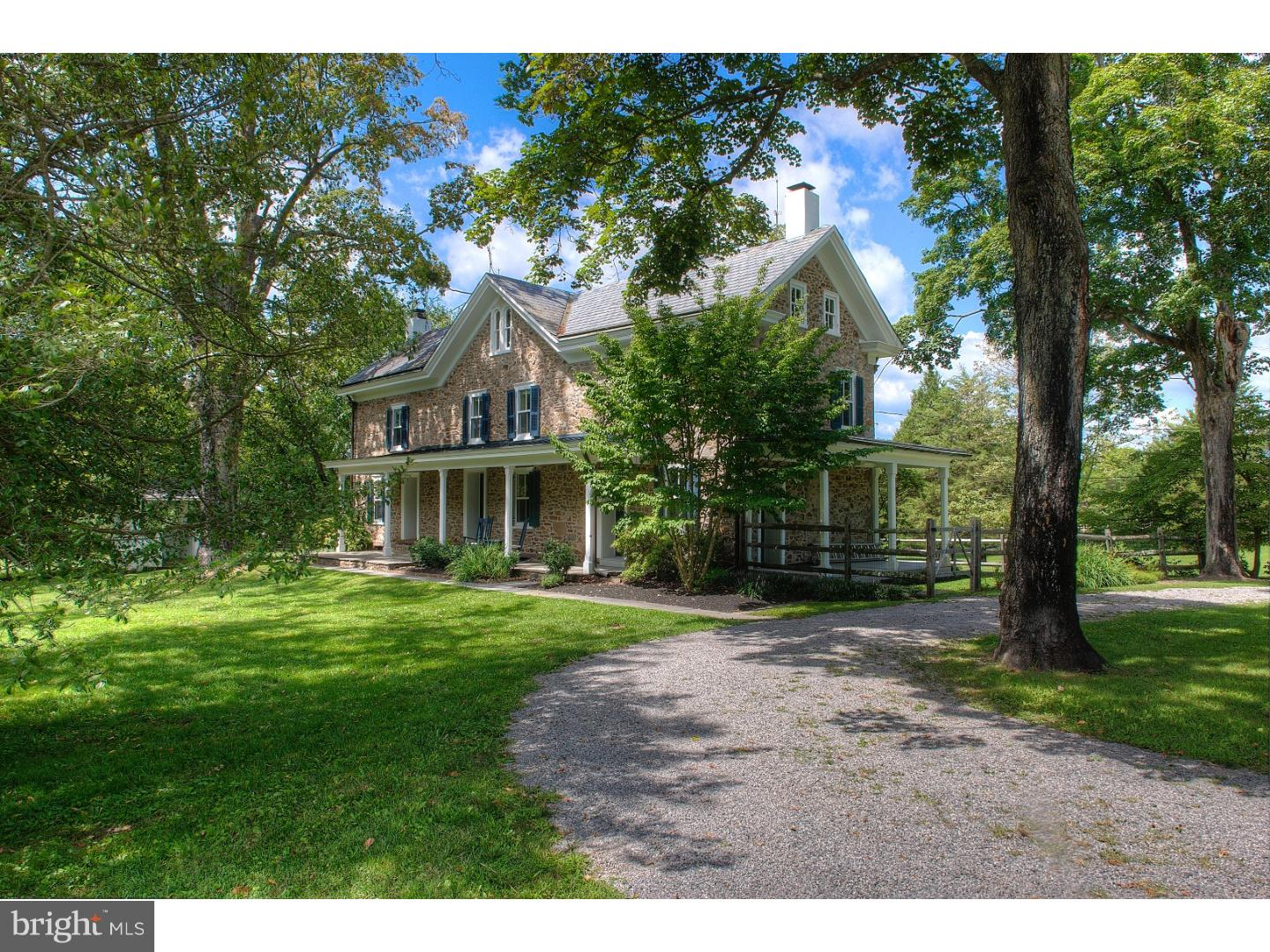 Photo of home for sale at 440 Lurgan Road, New Hope PA