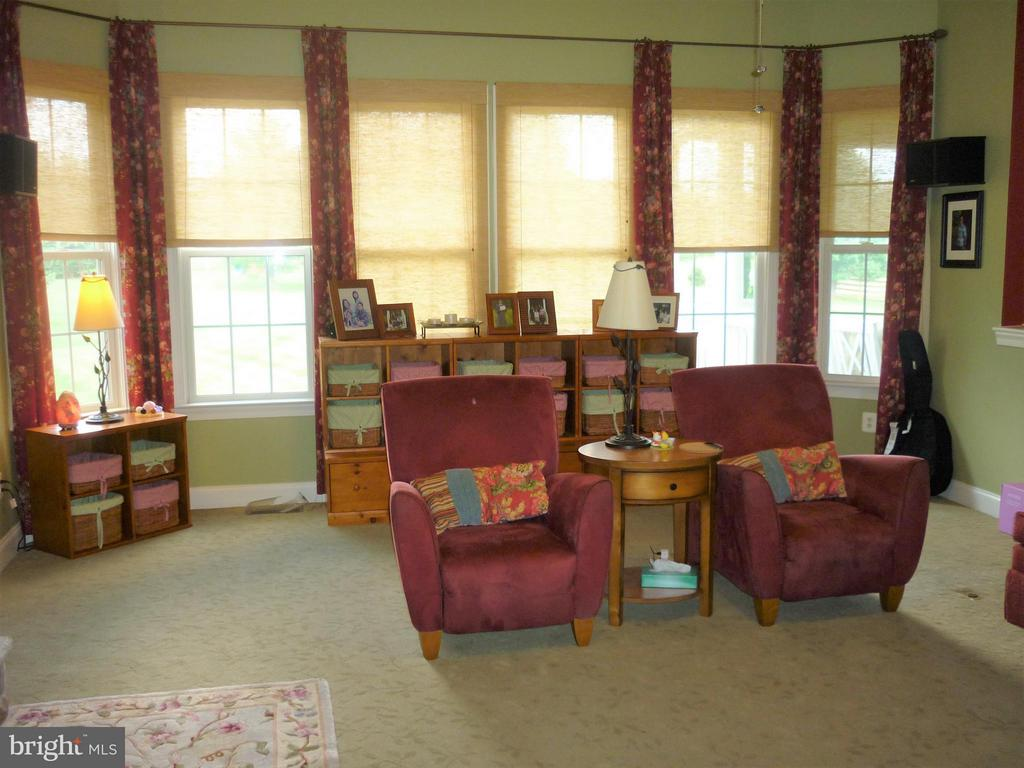 Family Room - 16621 ELK RUN CT, LEESBURG