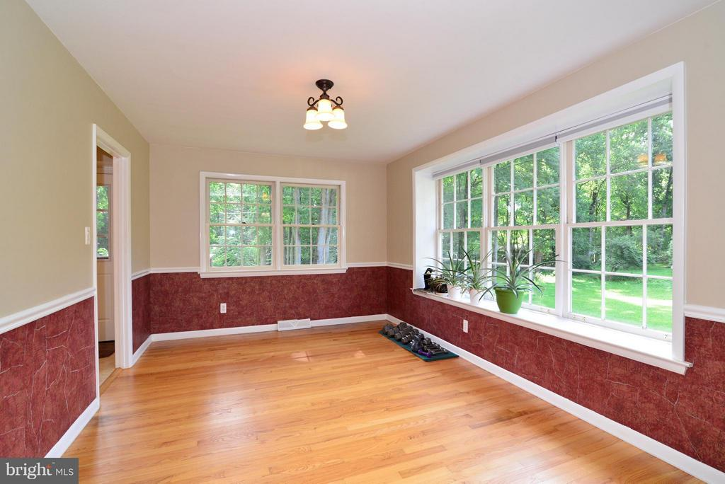Formal Dining Room - 6401 NEWMAN RD, CLIFTON