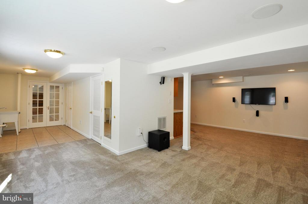 Basement - 14 OAKBROOK CT, STAFFORD