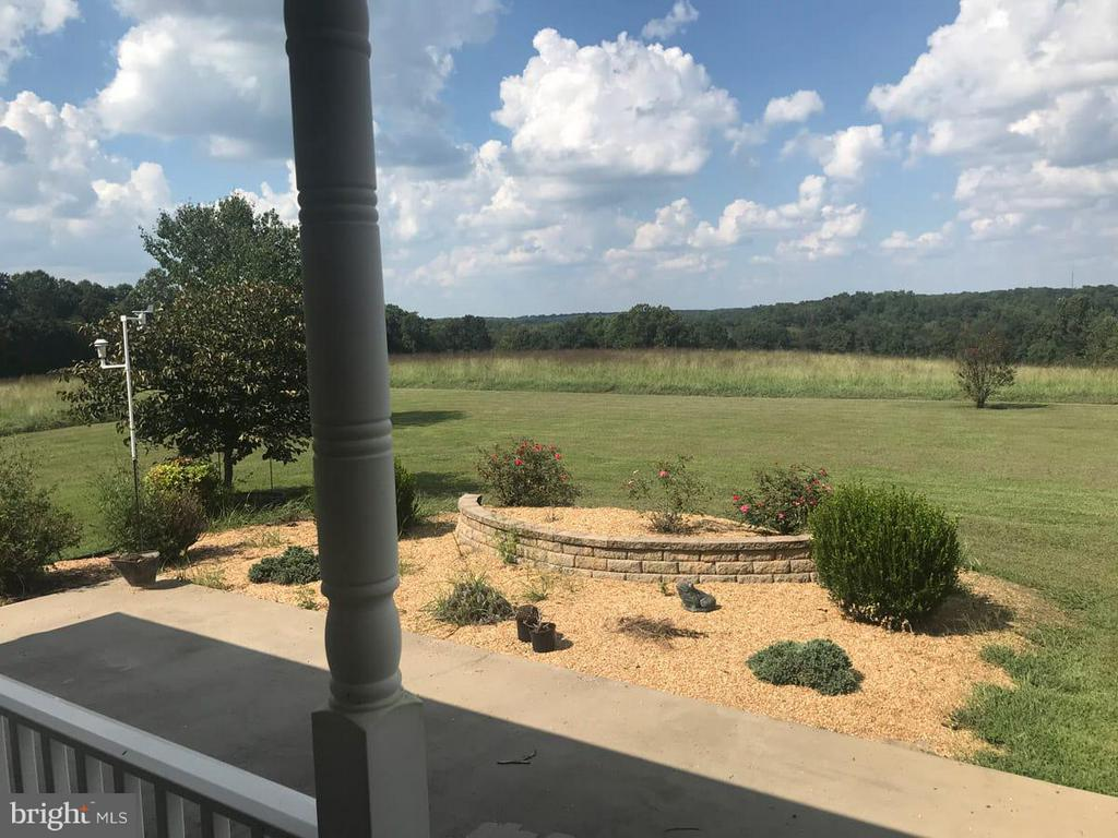 View from 2nd Floor balcony - 2921 DUCKER DR, LOCUST GROVE