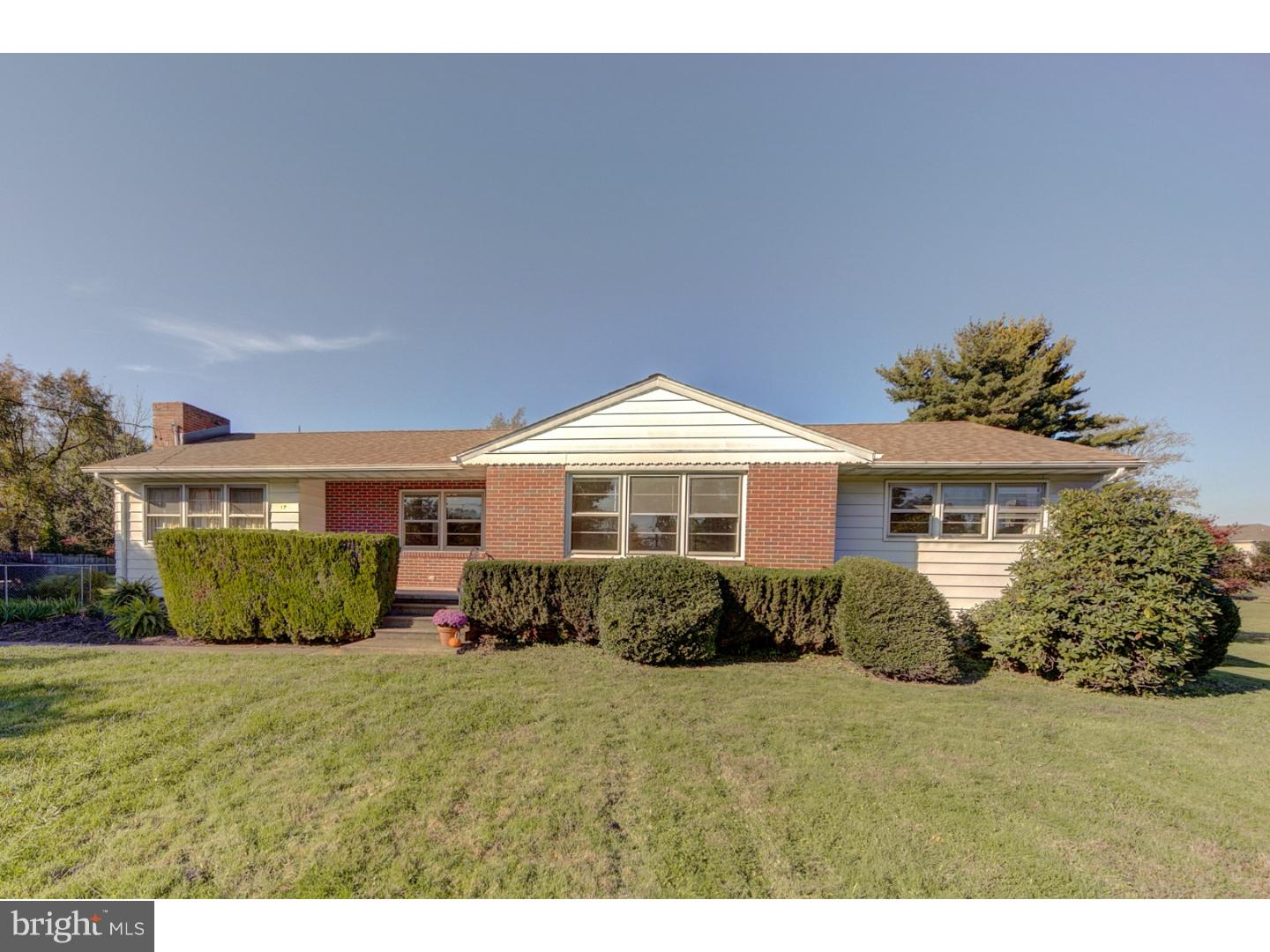 Single Family Home for Sale at 17 ORCHARD Avenue Pennington, New Jersey 08534 United StatesMunicipality: Hopewell Township
