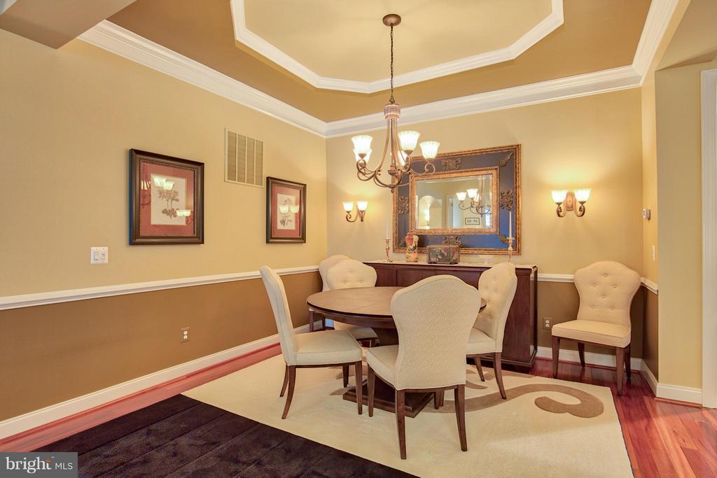 Dining Room - 15467 CHAMPIONSHIP DR, HAYMARKET