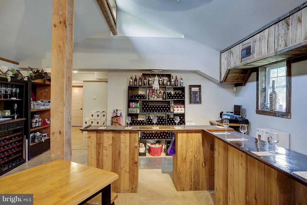 Tasting room - 18195 DRY MILL RD, LEESBURG