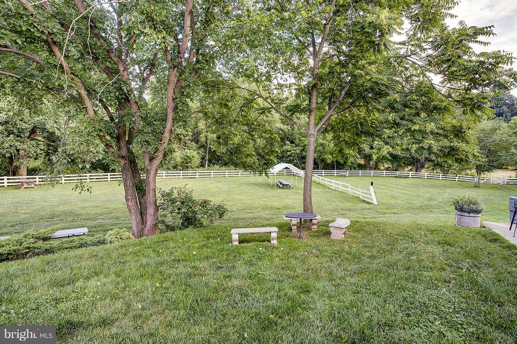 8+ acre venue great for events and weddings - 18195 DRY MILL RD, LEESBURG
