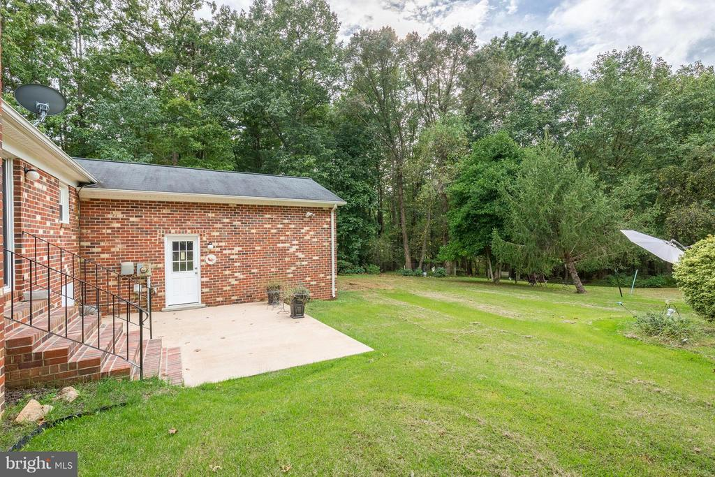 Exterior (Rear) - 15128 SPRIGGS RD, WOODBRIDGE