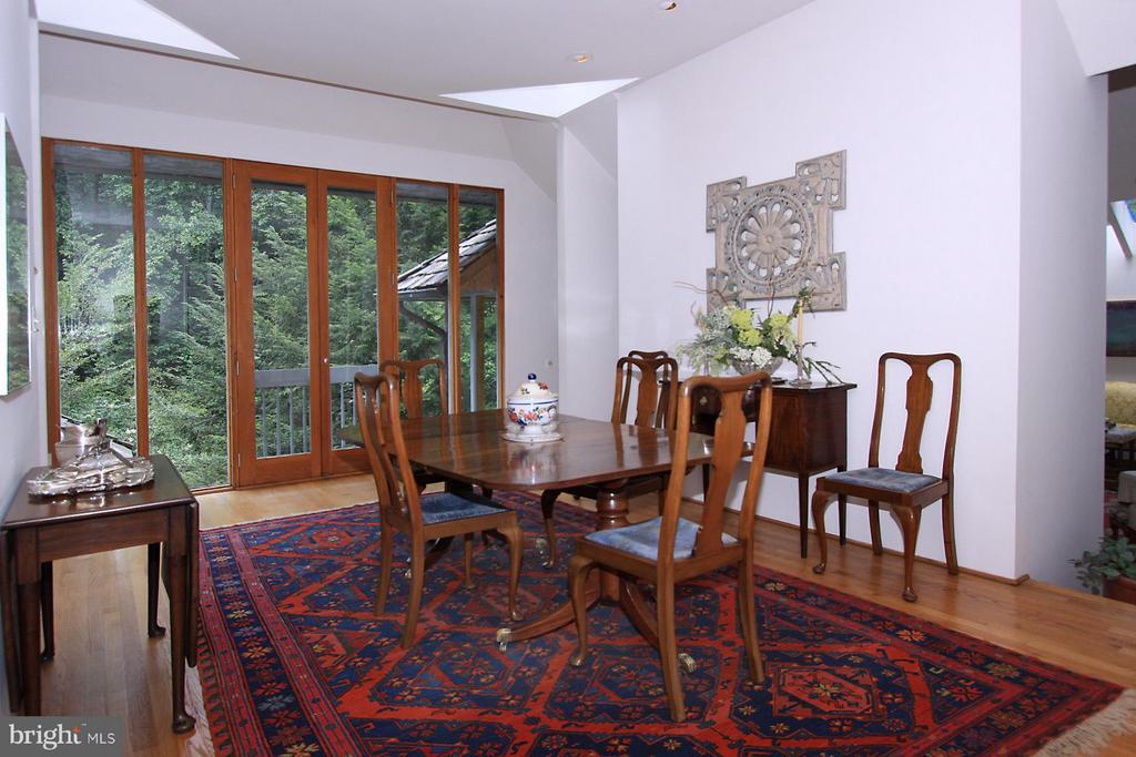 Dining Room - 7708 GEORGETOWN PIKE, MCLEAN