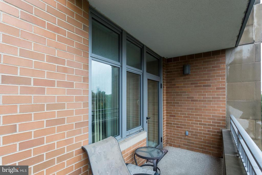 Second Balcony - 8220 CRESTWOOD HEIGHTS DR #316, MCLEAN