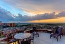 Community Rooftop Patio - 8220 CRESTWOOD HEIGHTS DR #316, MCLEAN
