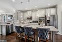 Kitchen homes may differ from photo - 0 SHADY PINES DR #HENLEY II, URBANA
