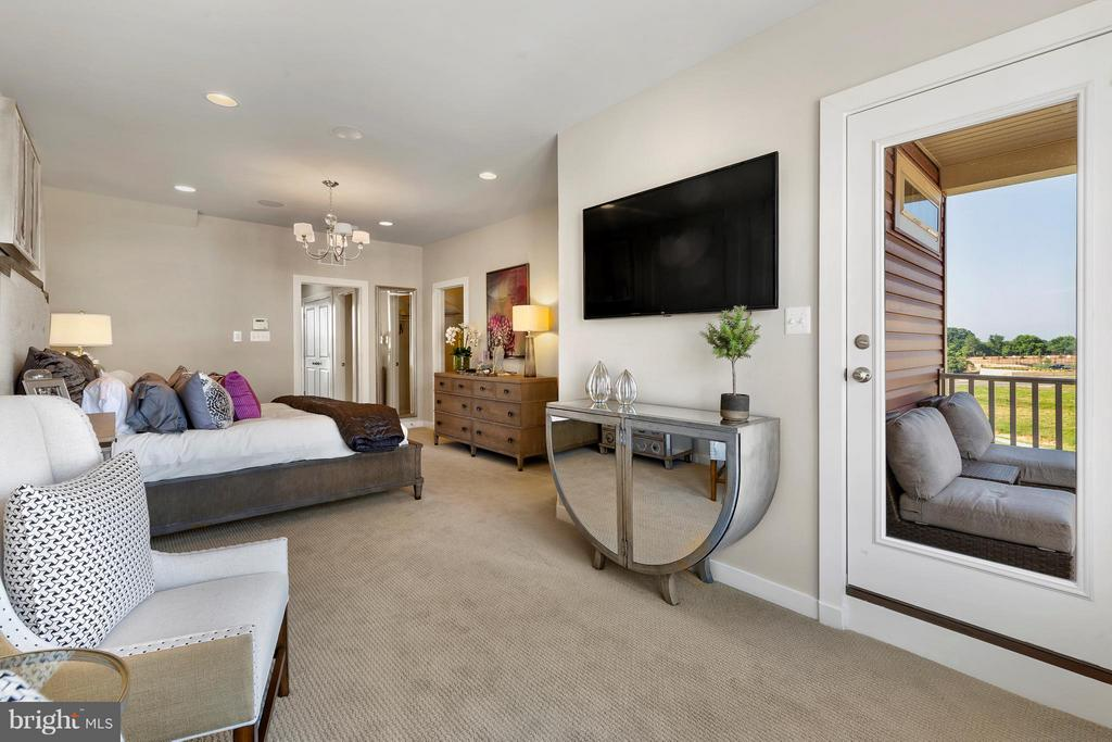 Interior (General) homes may differ from photo - 0 SHADY PINES DR #HENLEY II, URBANA