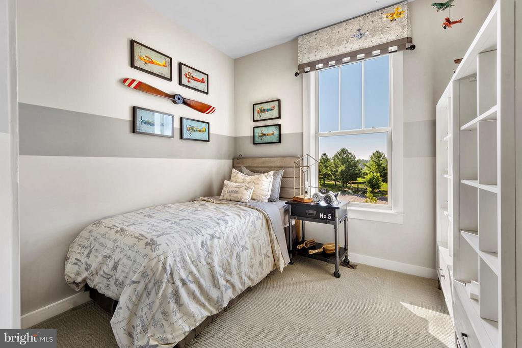 Bedroom homes may differ from photo - 0 SHADY PINES DR #HENLEY II, URBANA