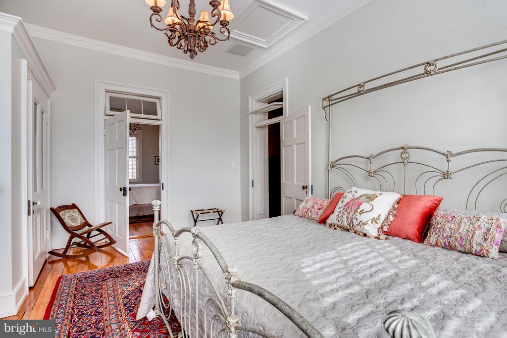 Bedroom (#1) - 406 HANOVER ST, FREDERICKSBURG