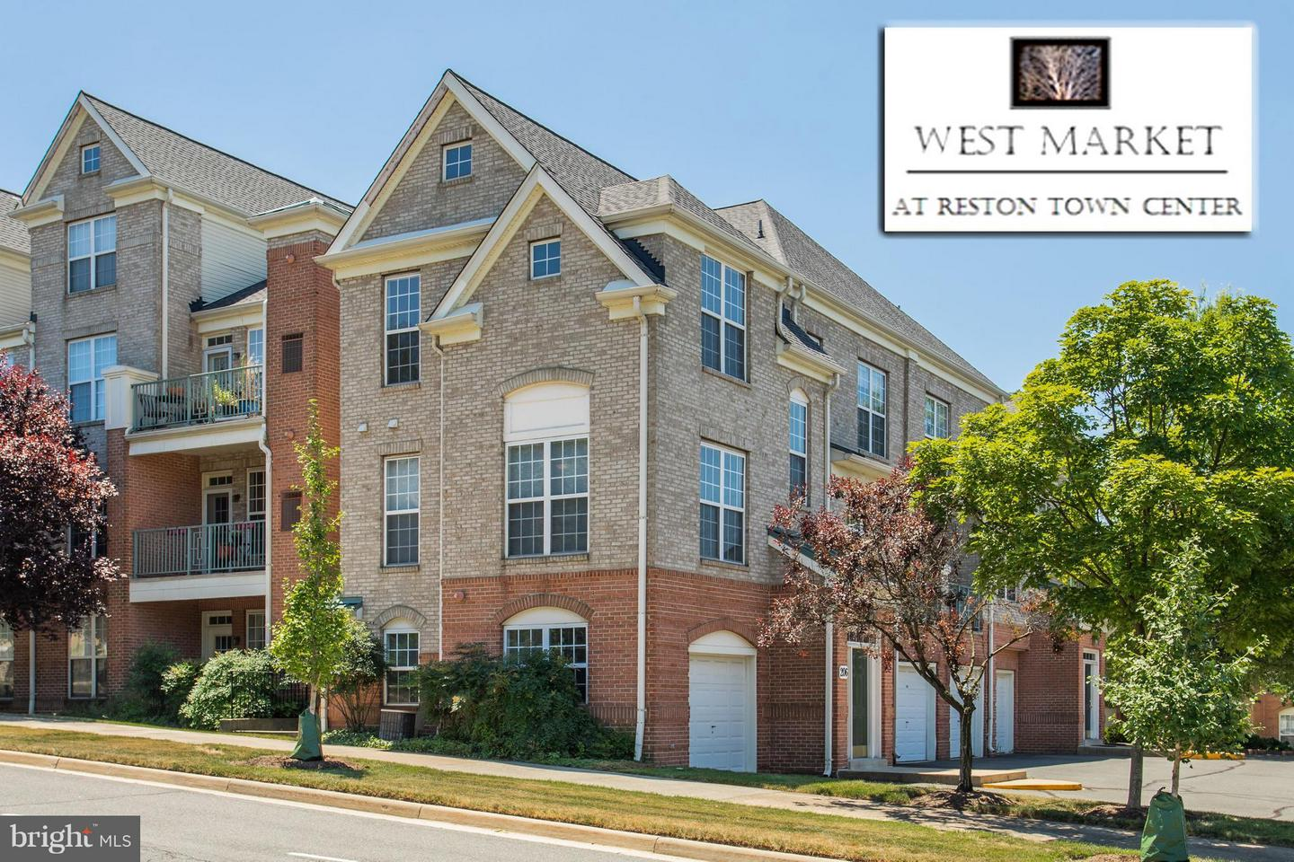 Other Residential for Rent at 12180 Abington Hall Pl #206 Reston, Virginia 20190 United States