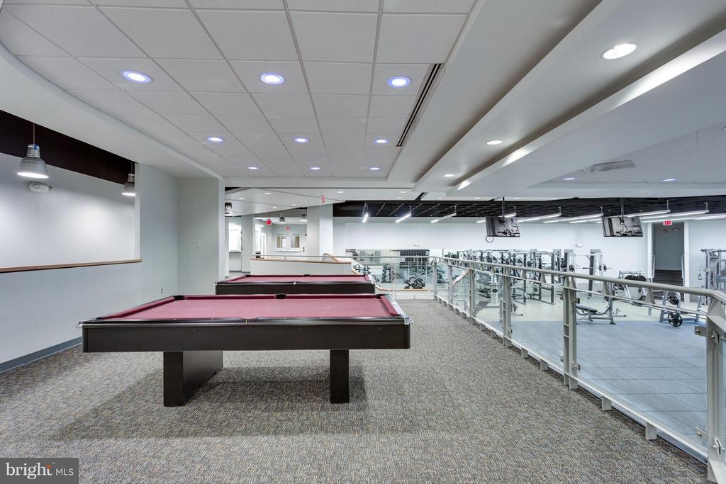 Billiards Room - 1111 ARLINGTON BLVD #331, ARLINGTON