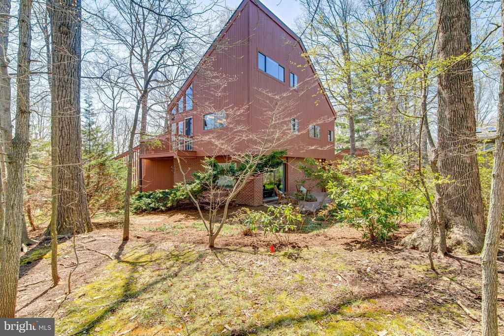 Best of both worlds...woods and lake! - 2003 CUTWATER CT, RESTON